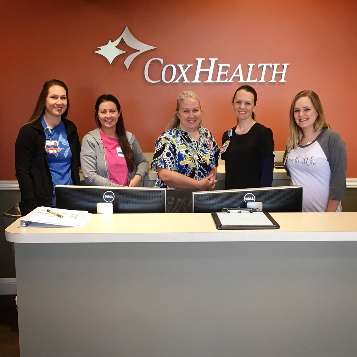Coxhealth On Twitter As Of This Morning We Re Now Seeing Patients