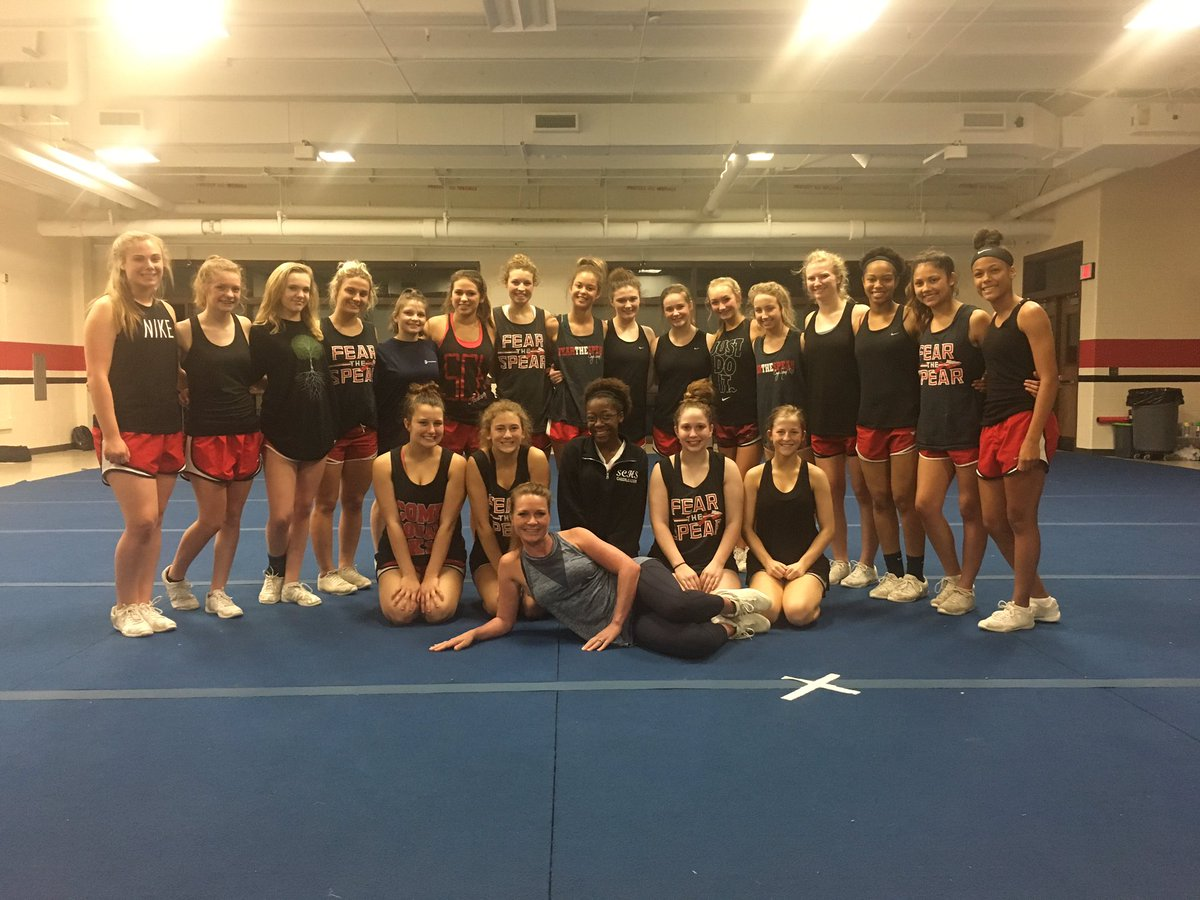 Thank you Coach Taube for another awesome routine!! Comp time can't co...