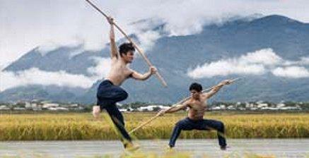 'Rice', exuberante danza con aroma oriental, entre las artes marciales y la meditación. @TeatrosCanal de 26 a 28/05 https://t.co/zpH9BXDP91