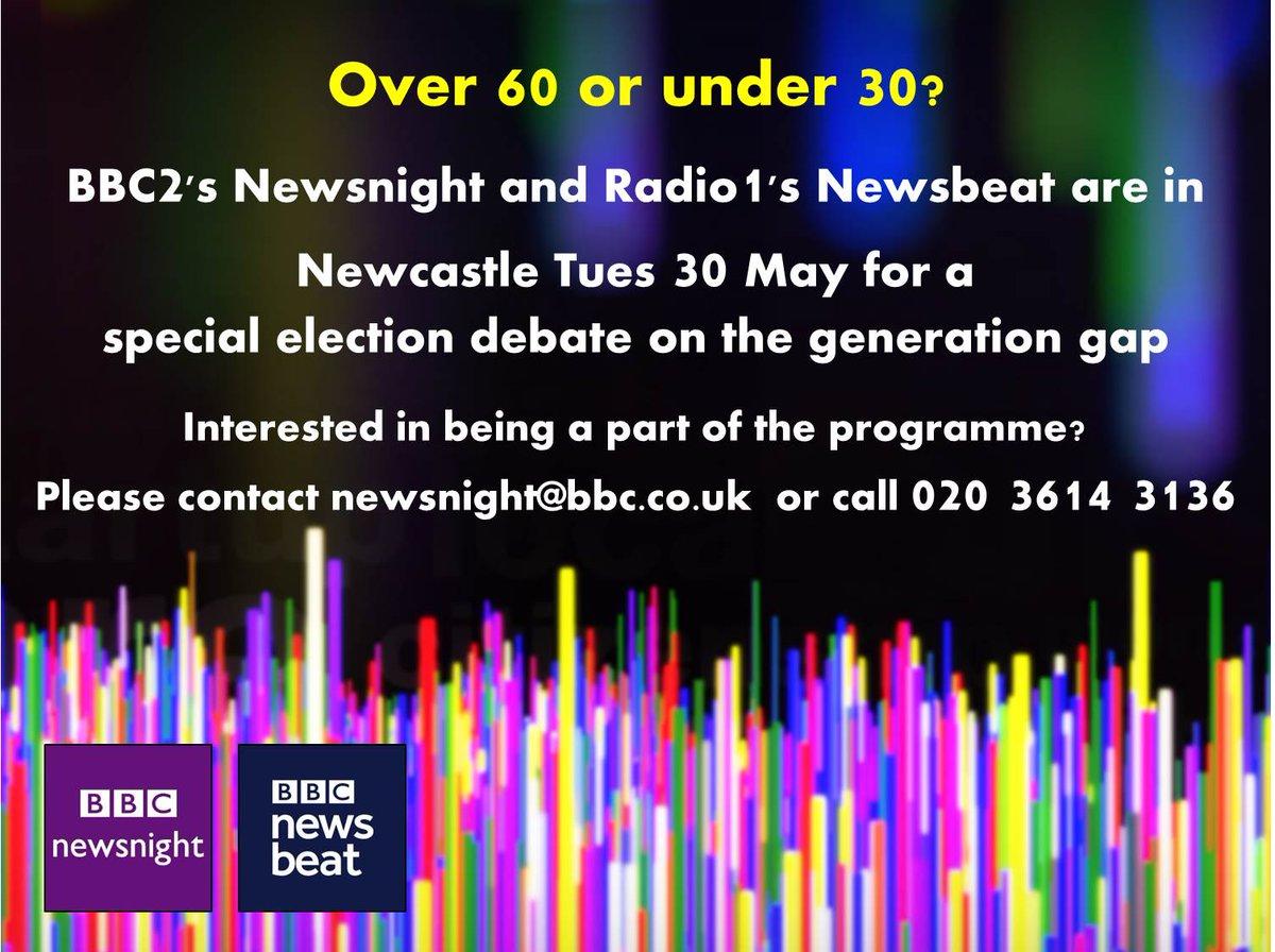 debate on generation gap against