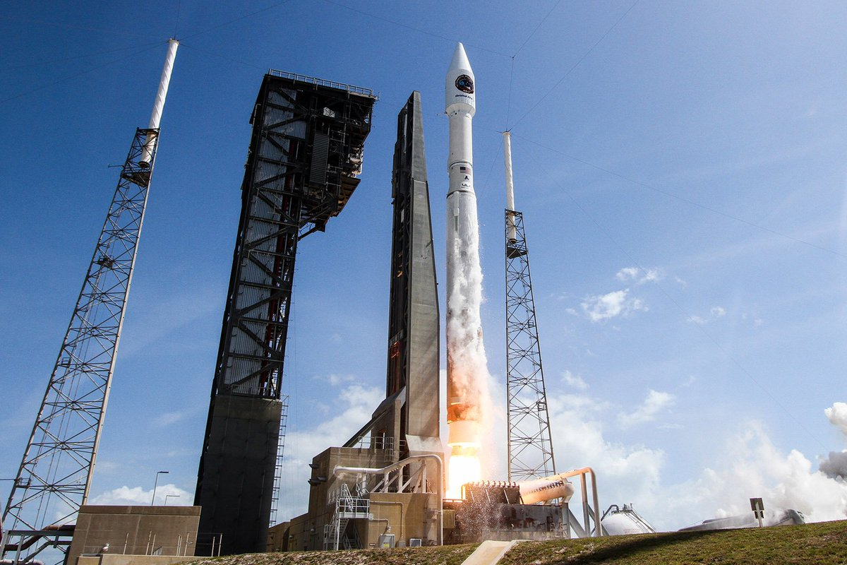 A #space launch a week may soon be the norm @45thSpaceWing. #USAF #bre...