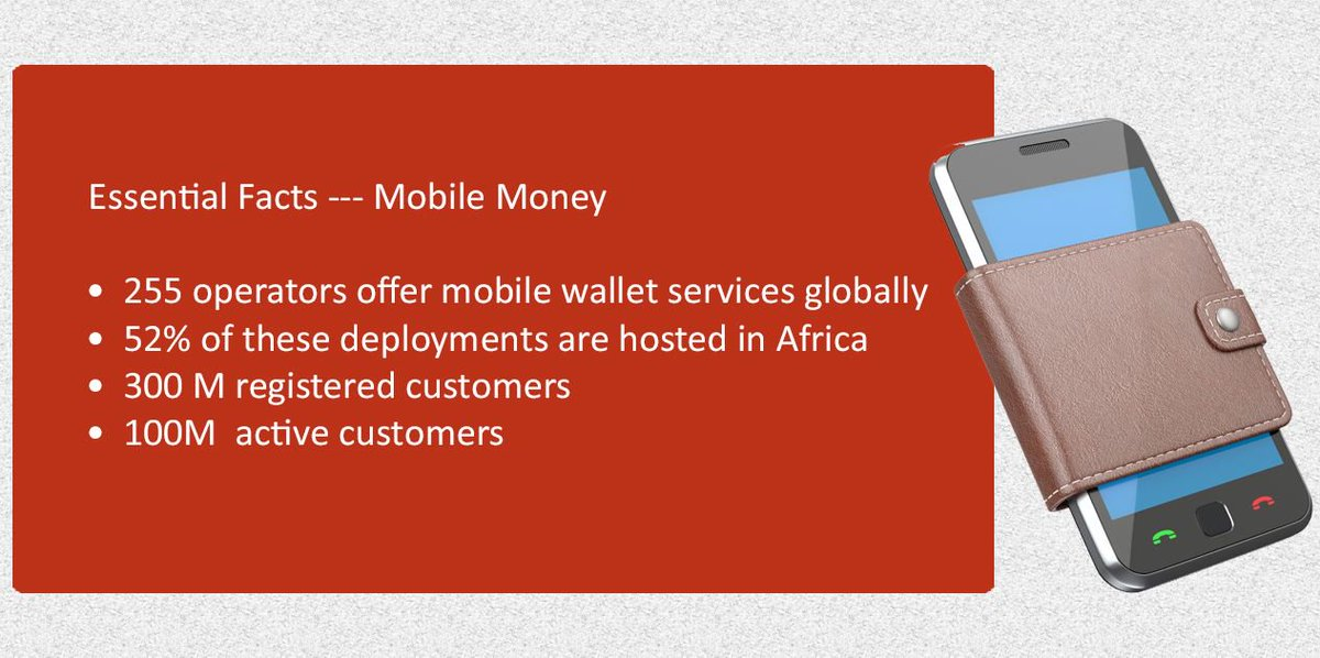 Essential Facts - #MobileMoney: 255 operators offer #mobilewallet services globally  #Mobilepayments #payments #remittances<br>http://pic.twitter.com/b4IrgVPumV