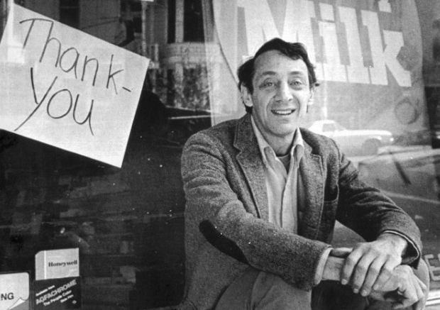 Happy 87th birthday, Harvey Milk
