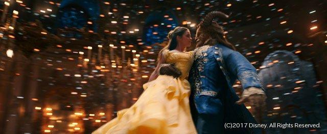 [映画ニュース] 【国内映画ランキング】「美女と野獣」V5で興収100億突破間近!初登場「ピーチガール」は3位