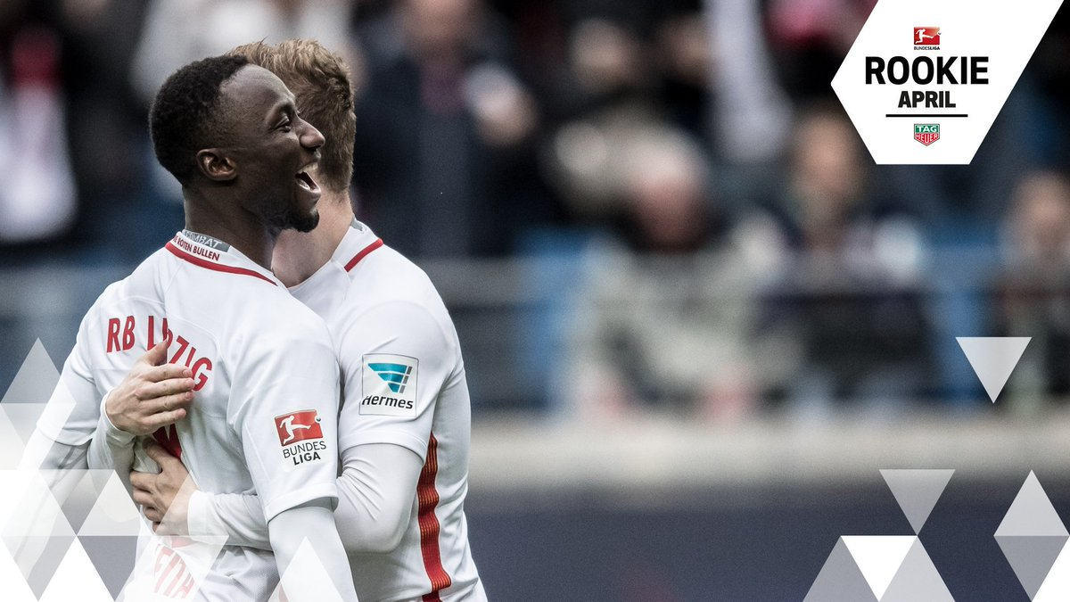 Just  days left to vote for Naby #Keita to help him win April&#39;s #Bundesliga Rookie of the Month award!     http:// rookie-award.com/en/  &nbsp;  <br>http://pic.twitter.com/ZYsy9GKHle