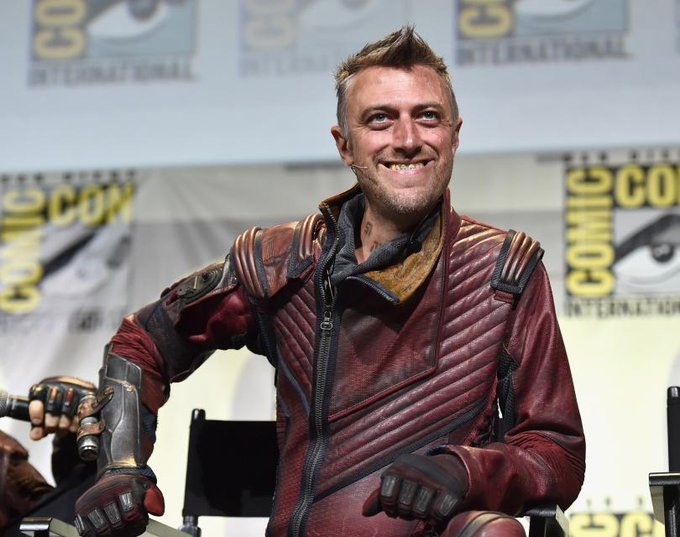 A happy 43rd birthday to Sean Gunn, recently seen impressing in Guardians of the Galaxy Vol. 2.