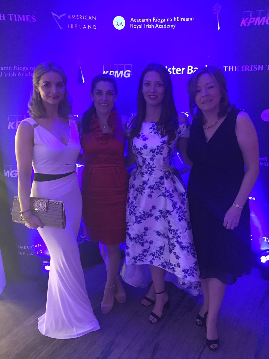 Congratulations to the winners &amp; nominees on Friday night at @AmericanChamber Ireland Research Innovation Awards 2017 #Teamovate #AmChamRIA <br>http://pic.twitter.com/fbuYVkZguM
