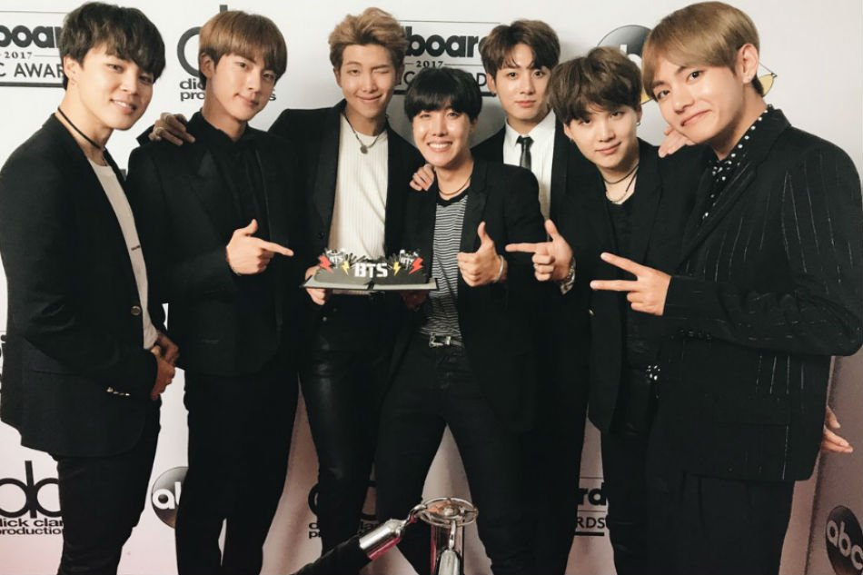 K-pop group BTS makes history at Billboard Music Awards https://t.co/WGemWoaHzk