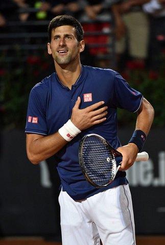 Happy 30th Birthday, Novak Djokovic!