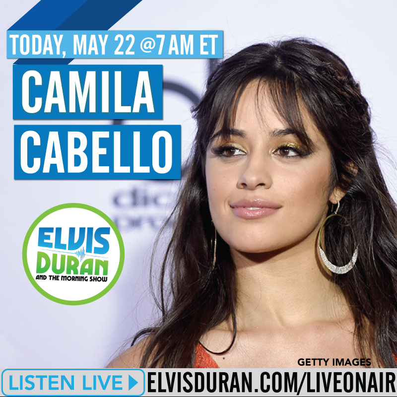 Are you listening?! @Camila_Cabello is L...