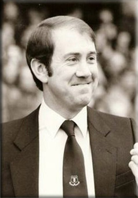 Happy Birthday Howard Kendall