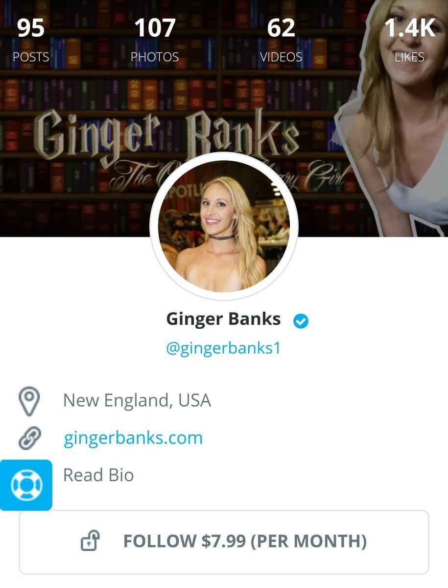 Ginger Banks (@gingerbanks1)   Twitter