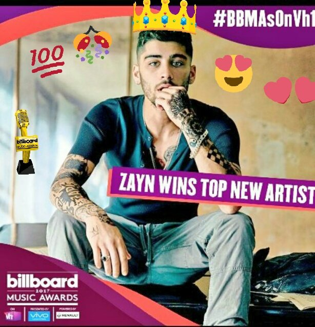 Like Zayn won this award make him win more  #PREMIOSMTVMIAW  #VideoLove Zayn #MTVCOLABTAYLORS  #TeamZayn #SoloZayn #ItalianMTVAwards #Zayn <br>http://pic.twitter.com/nwRbwtOy38