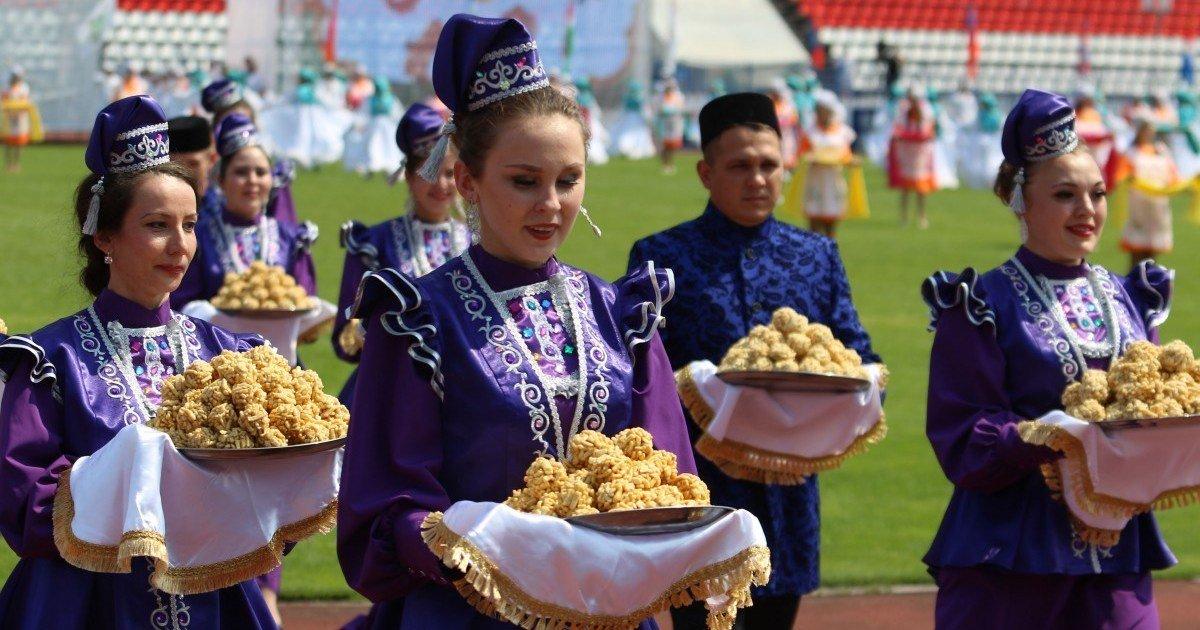 нижегородские татары фото что когда
