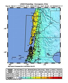 #OTD in 1960 the M9.5 Chilean earthquake occurred. It is the most powerful #earthquake ever recorded | VIDEO:  https:// youtu.be/j1rcpx-QZqA  &nbsp;   #chile <br>http://pic.twitter.com/fsPDYwxn5a