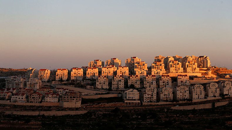 #Israel pushes to legalize West Bank settlements as #Trump arrives in Tel Aviv