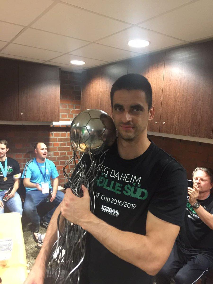 RT @zarkosesum: Champions! @EHF @FRISCHAUFGP #siegdaheim https://t.co/MX1iZlpddn