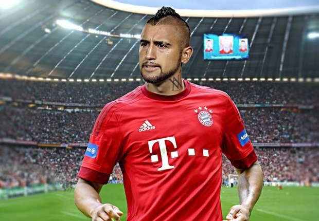 Happy birthday to super star Arturo Vidal  4 Serie A  2 Bundesliga titles 2 Copa America 1 Copa Italia