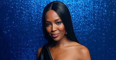 Happy Birthday to British model and actress Naomi Campbell (born May 22, 1970).