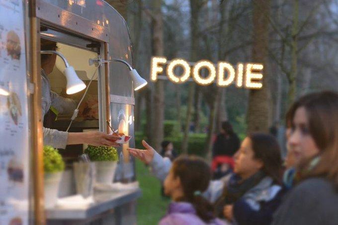 'The Foodie Week' trae a Madrid gastronomía internacional a bordo de food trucks. Del 23 al 28 de mayo https://t.co/xrTewERrfz