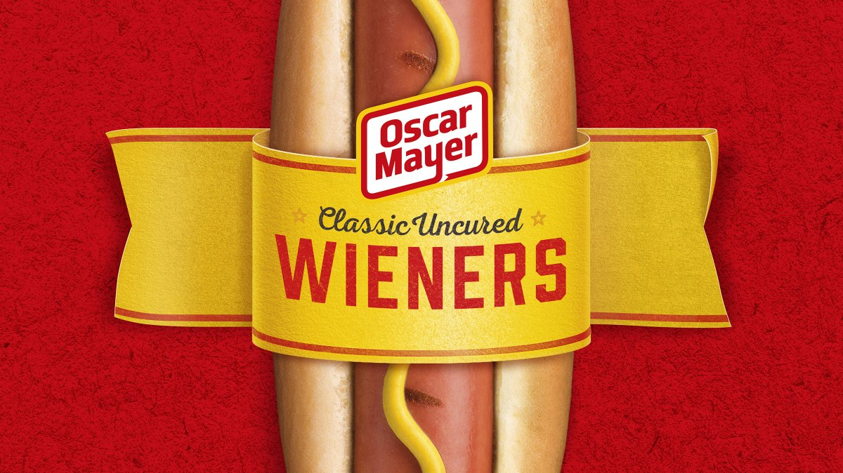 Thanks for featuring our @oscarmayer work! #packagingdesign #branding