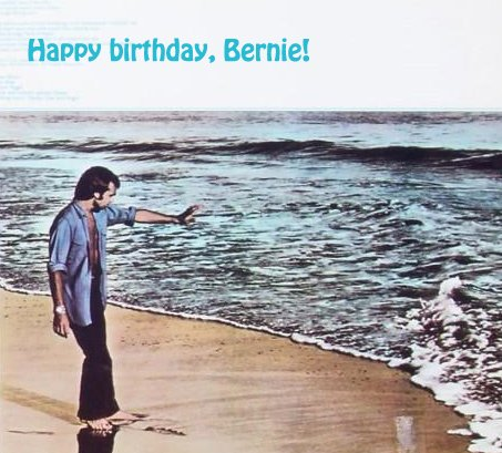 Happy birthday, Bernie Taupin!