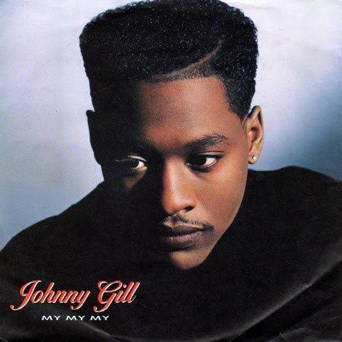 Johnny Gill HAPPY BIRTHDAY!!