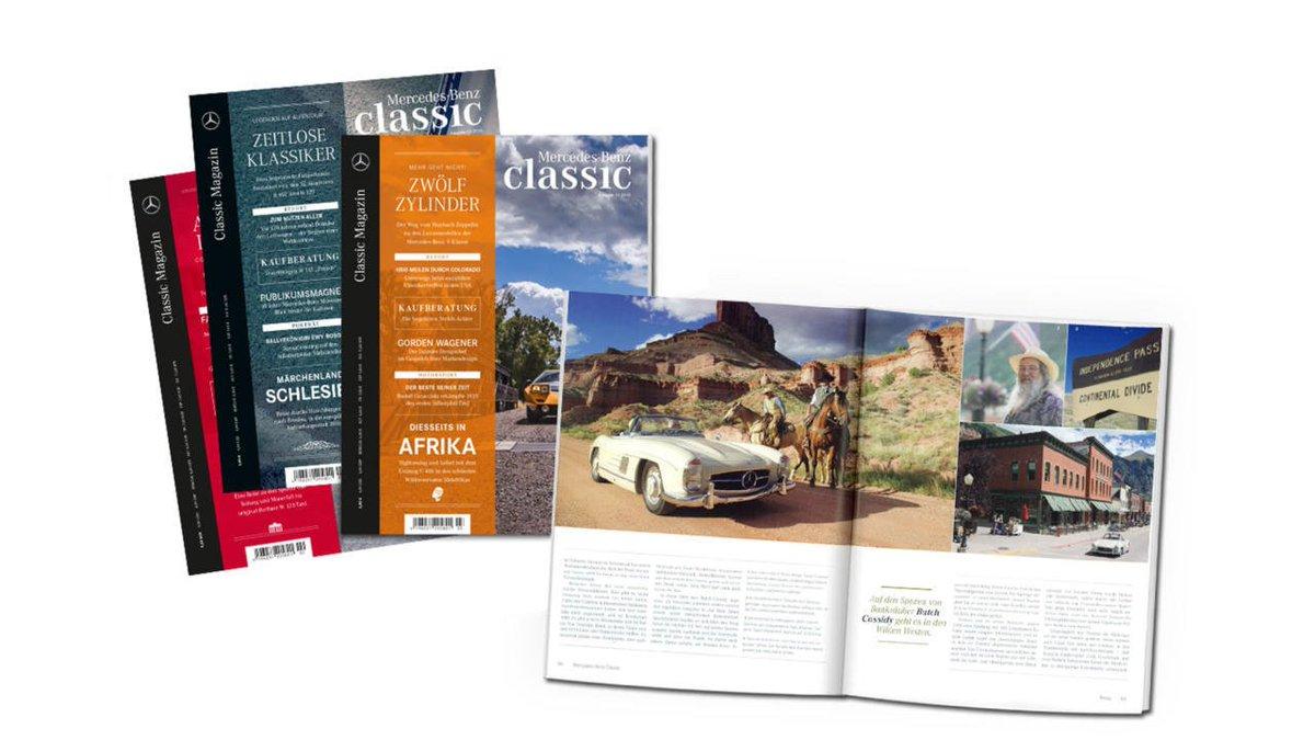 Mercedes benz on twitter epaper ftw the mercedesbenz for Mercedes benz classic magazine