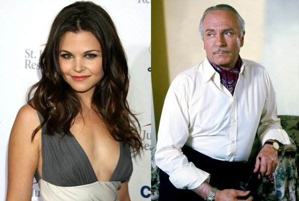 May 22: Happy Birthday Ginnifer Goodwin and Laurence Olivier