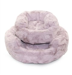 AMOUR BED - BLUSH! Grab it:   #dogs #dogbed #puppy #dogsoftwitter @PoshPuppy