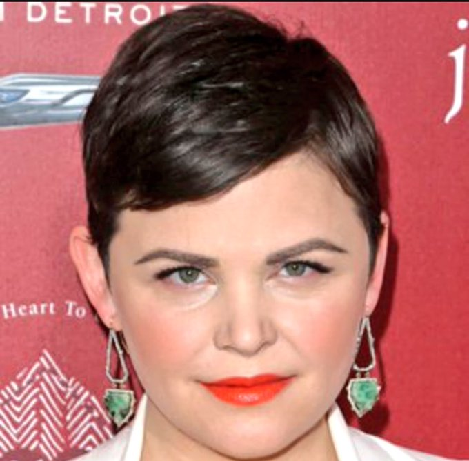 Happy birthday Ginnifer Goodwin.