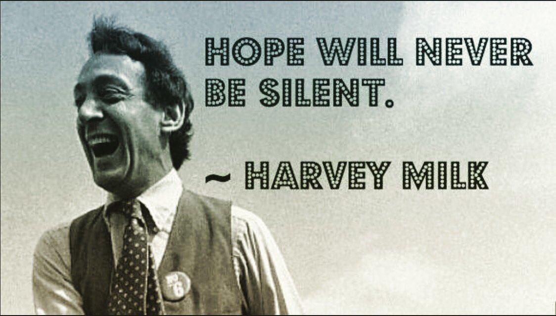 Happy 87th Birthday Harvey Milk