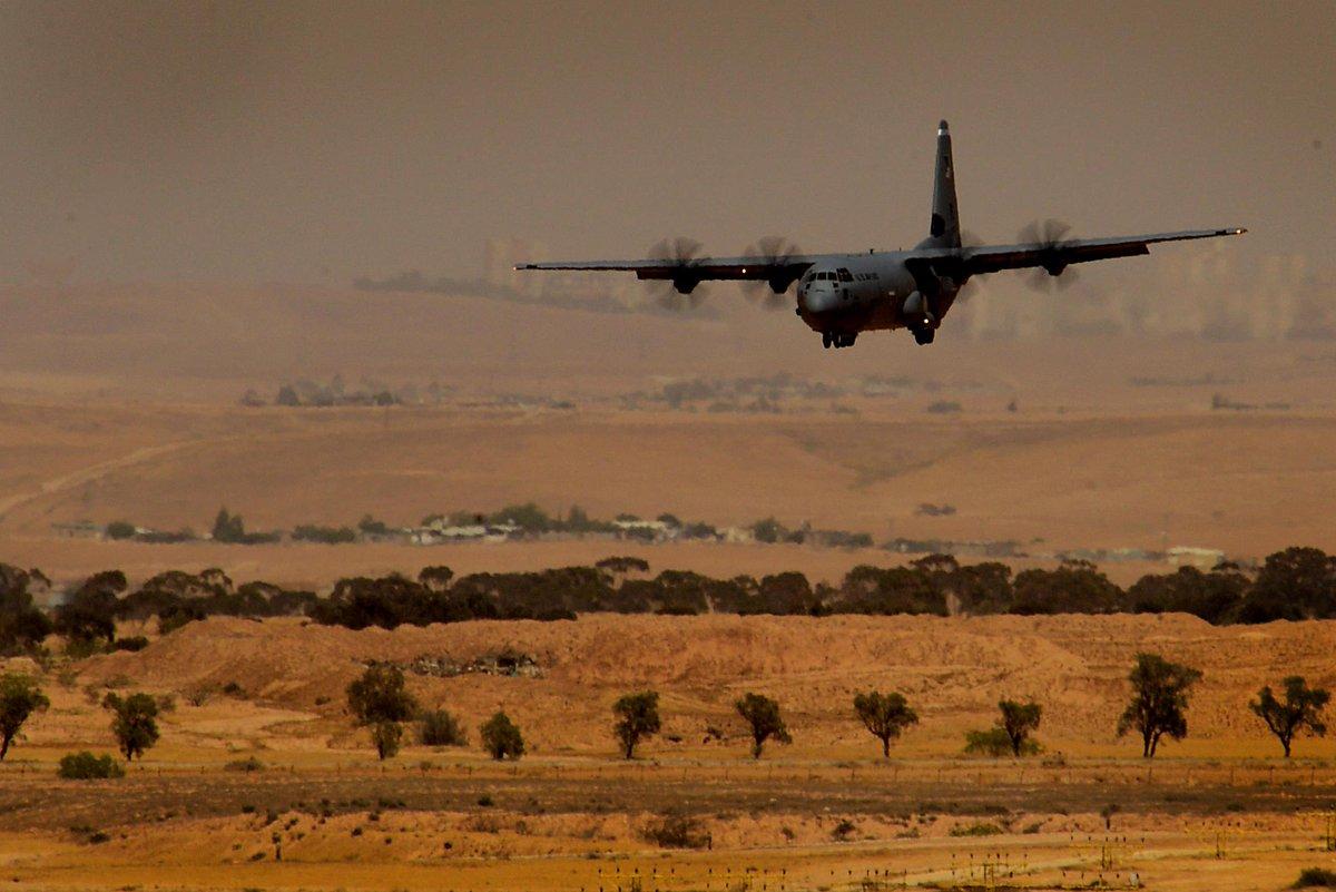 US and Israeli #Airmen fortify airlift capabilities during Juniper Fal...