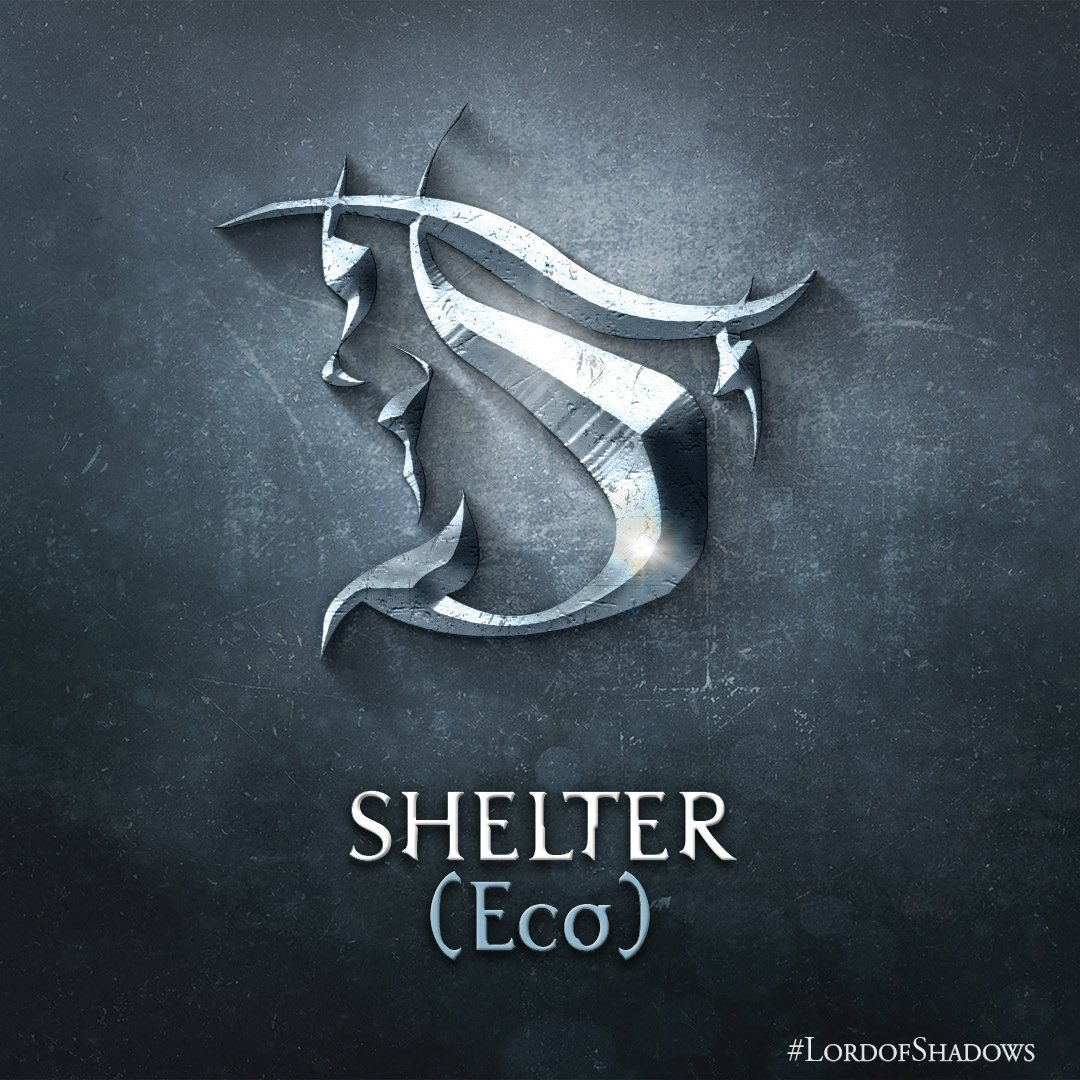 Shadowhunter Books On Twitter Today S First Rune Is For Shelter