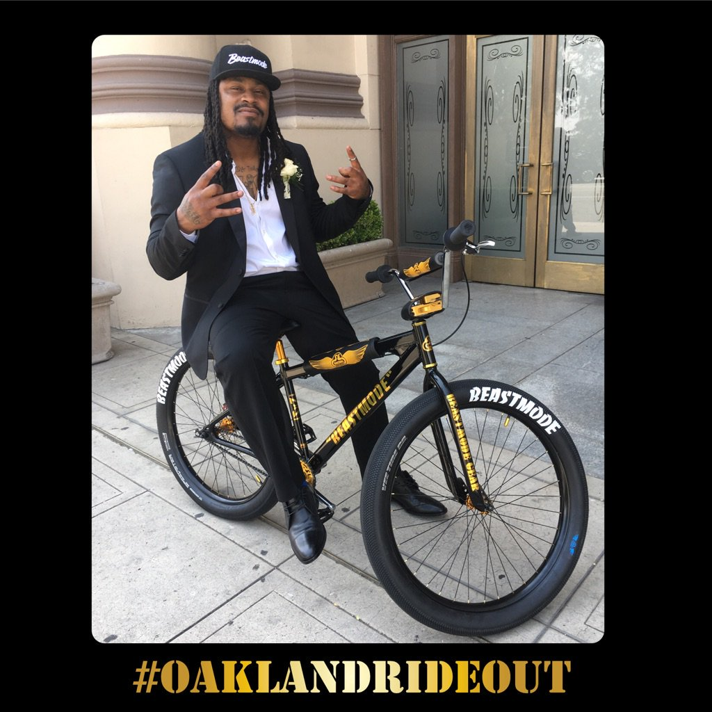 How Many Goals Has Lucas Moura Scored For Tottenham: Marshawn Lynch Went For A Bike Ride Through Oakland—and