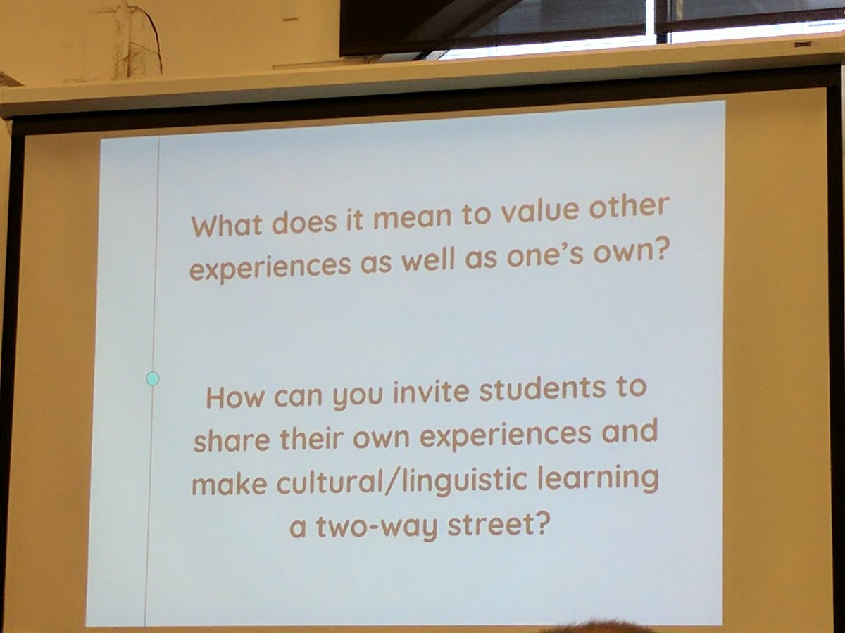 Great set of questions as a part of the student keynotes at Dynamic Landscapes. #vted https://t.co/OhO3TdLUXX