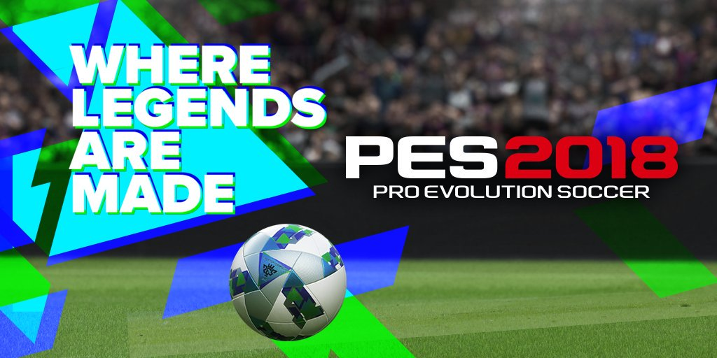 ICYMI, the PC version of #PES2018 will be on par will all current gen formats. You can pre-order it right now!    http:// store.steampowered.com/app/592580/Pro _Evolution_Soccer_2018/ &nbsp; … <br>http://pic.twitter.com/Hs5Hbk3gzH