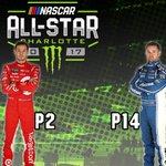 Race Recap | MENCS | @CLTMotorSpdwy #AllStarRace   @KyleLarsonRacin P2 @StenhouseJr P14