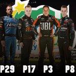 Race Recap | NCWTS | @CLTMotorSpdwy #NCEL200   @CBellRacing P3 @benrhodes P8 @Justin_Haley_ P17 @ReganSmith P29