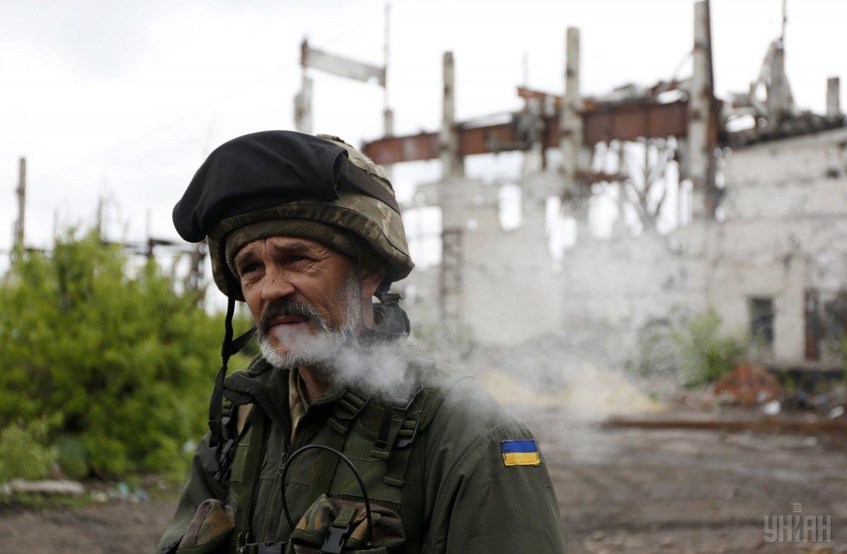 Вражеские СМИ с целью дискредитации ВСУ сообщили о применении украинскими силами РСЗО, артиллерии и танков вблизи Донецка, - штаб - Цензор.НЕТ 9895