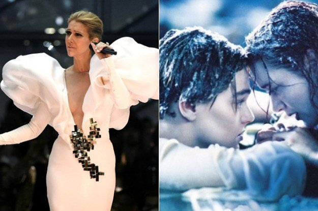 Celine Dion brings back the \'90s with iconic \