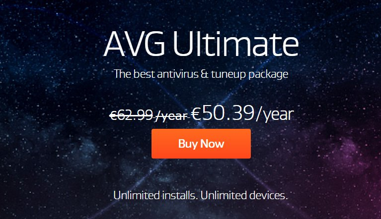 20% off #AVG Ultimate from @AVGFree Price: $79.99 BEST NEW #DEALS for TODAY!  #Windows, #Antivirus &amp; #Security  https:// goo.gl/0fUDFC  &nbsp;  <br>http://pic.twitter.com/nKAo71m6g3