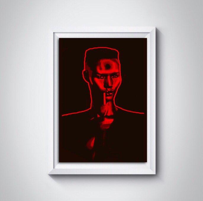 My Art; Grace Jones. #Art #gallery #Grace #contemporaryart #gallery @LdnArtGalleries @CreativeDebuts @openhousetwts<br>http://pic.twitter.com/5nnvvoeRtb