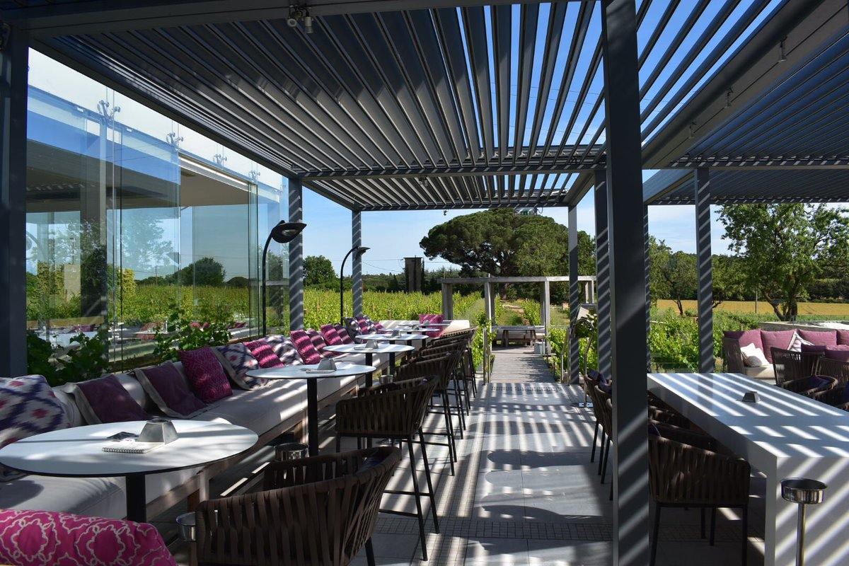 Back in #Montpellier and am in love with Domaine de Verchant, a hotel nestled in the vines @DeVerchant @tallprsocial #france<br>http://pic.twitter.com/nvyoUN3HW1