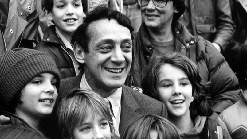 Happy Harvey milk day everyone. He would\ve been his 87th birthday. Hope will never be silent