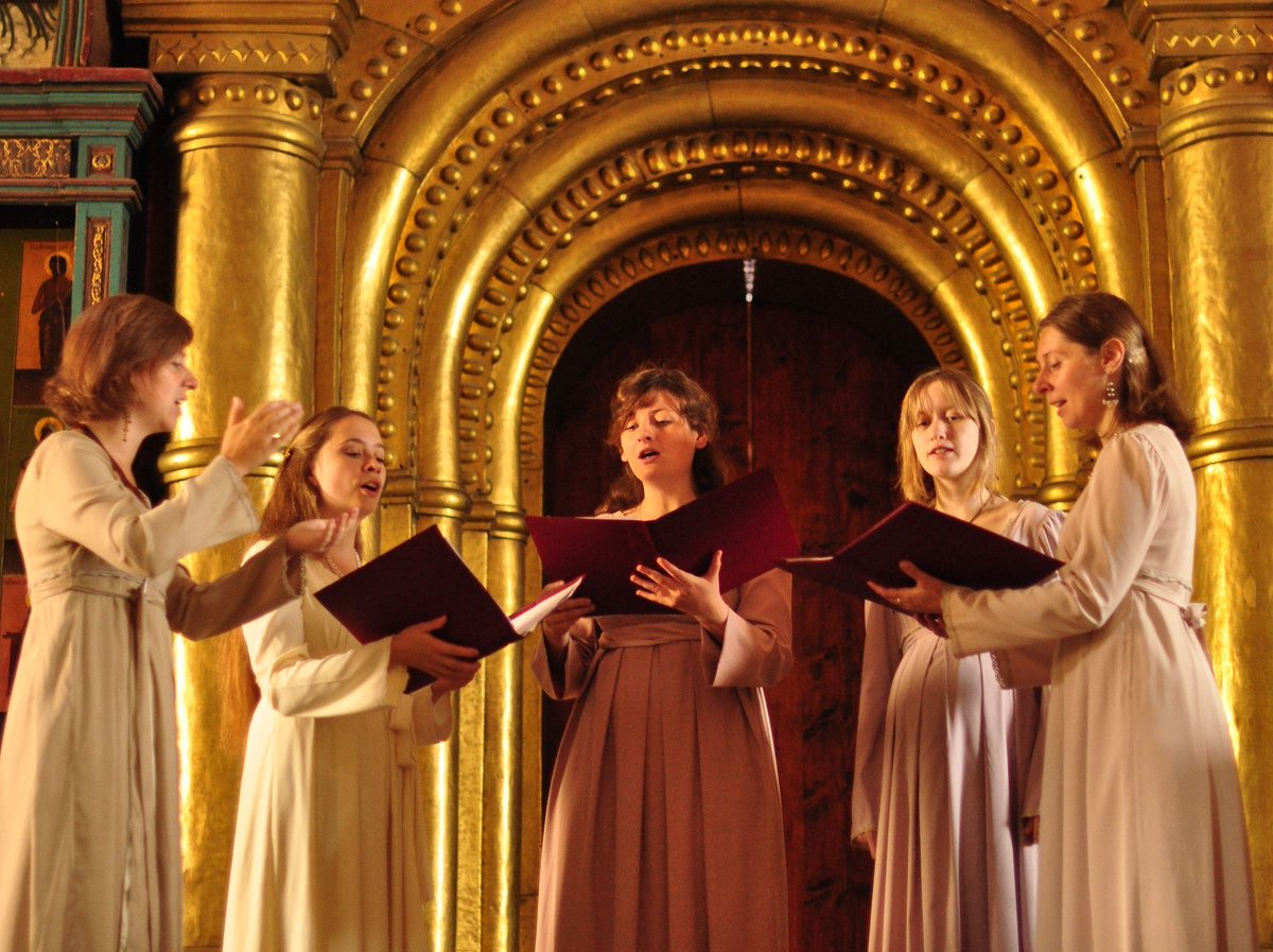 Духовная музыка чеснокова картинки