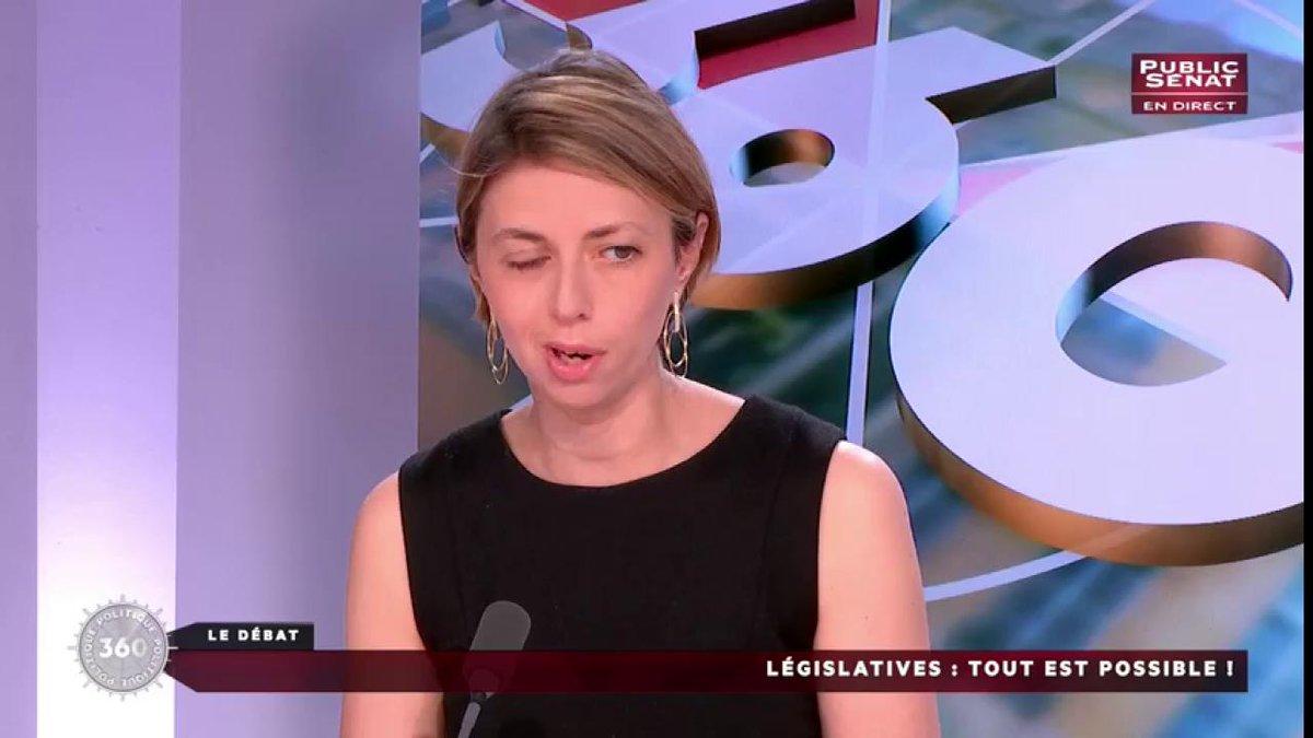 .@CamilleBedin : '@EmmanuelMacron n'a pas le monopole du renouvellement' #Politique360