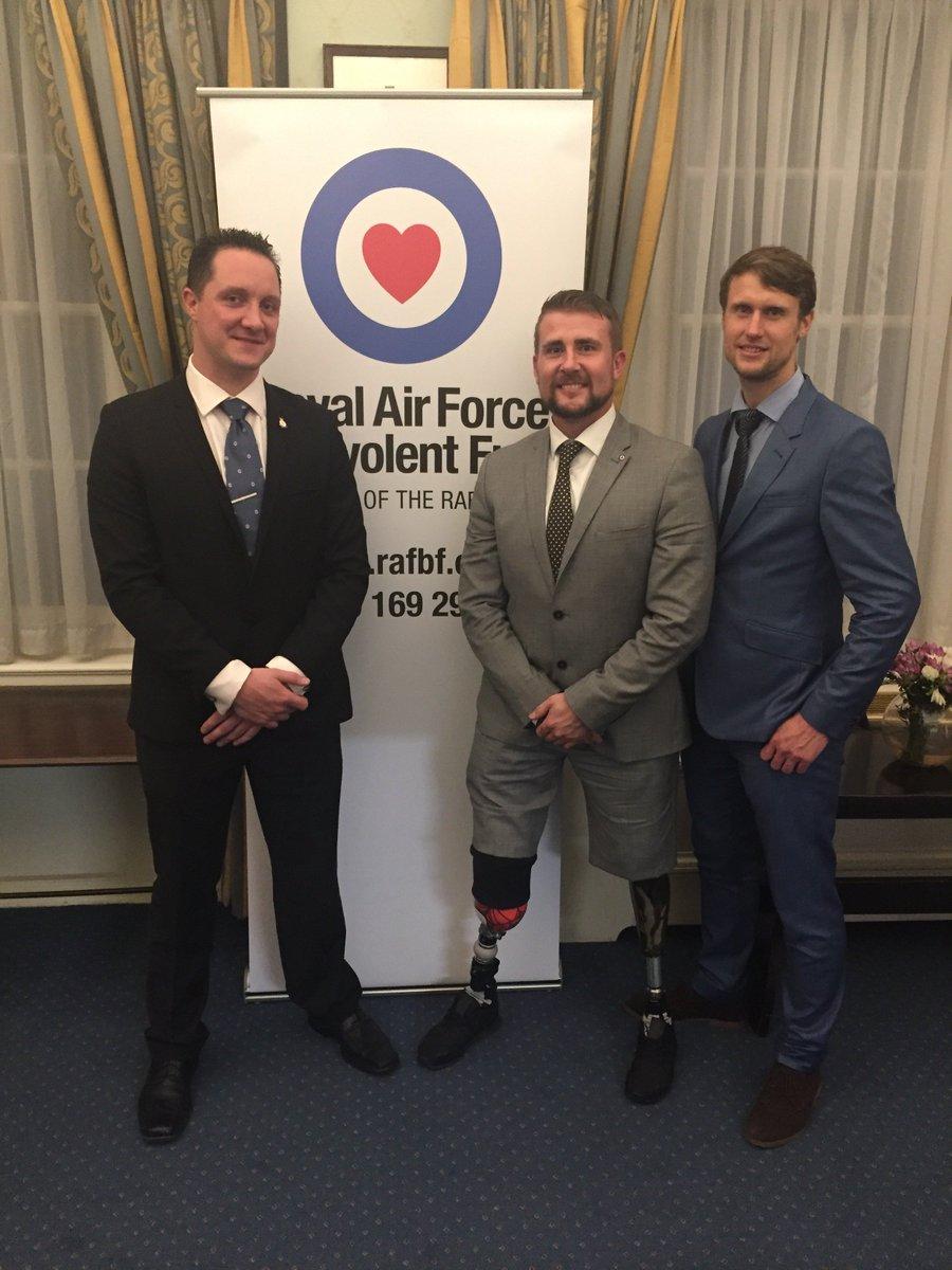 Twitter photo by RAF Benevolent Fund