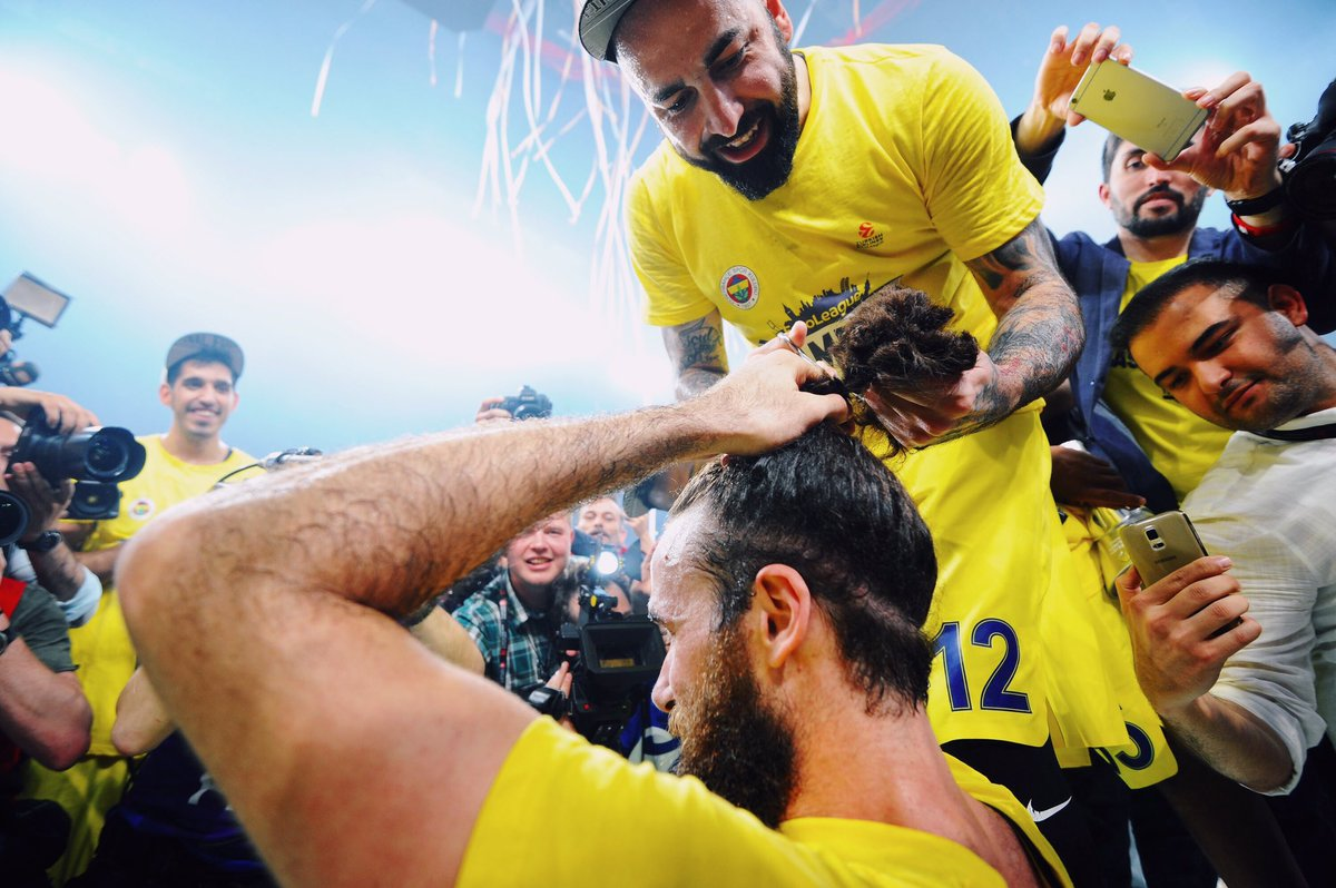 Eurolega Basket: Datome porta il Fenerbahçe sul tetto d'Europa