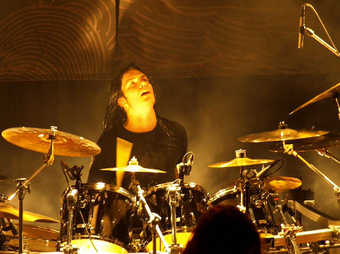 Happy Birthday to Daniel Erlandsson, drummer in the melodic death metal band Arch Enemy and Brujeria.